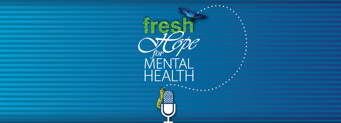 Fresh Hope's Podcast is the #1 Christian Mental Health Podcast oniTunes