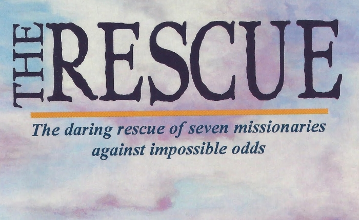An Incredible Story of Rescue from the Bering Sea: A Testimony of Hope!