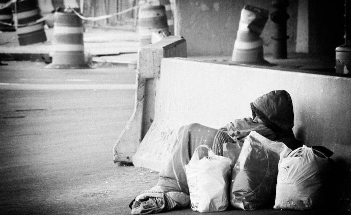 Podcast: Hope for the Homeless, Hurting and Hopeless