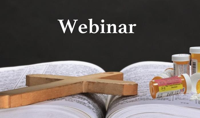 """""""Understanding Mental Illness from a Biblical Understanding"""" Webinar This Tuesday, April10th"""