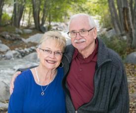 Dale and Martha Rose