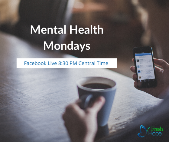 Mental Health Mondays NEW